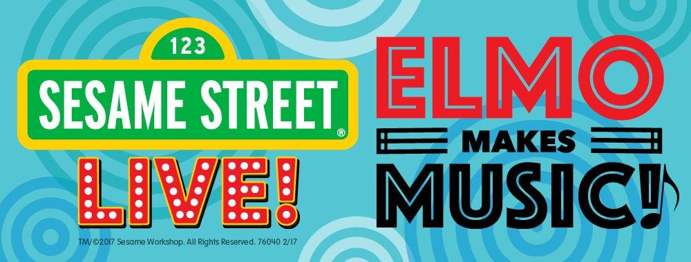 Sesame Street Live | Nederlander Concerts