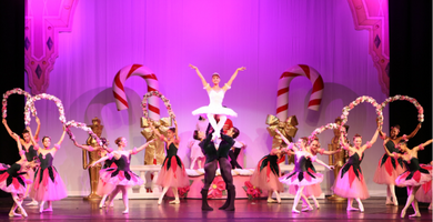 More Info for Anaheim Ballet's Nutcracker