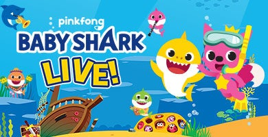 More Info for RESCHEDULED - Baby Shark Live!