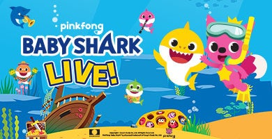 More Info for Baby Shark Live