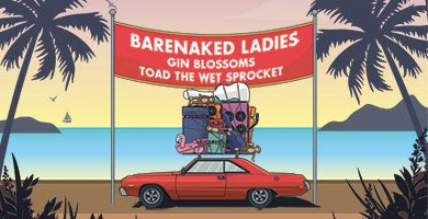 More Info for RESCHEDULED - Barenaked Ladies