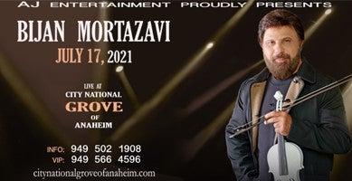 More Info for AJ Entertainment Presents Bijan Mortazavi