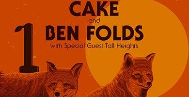 More Info for CAKE & Ben Folds