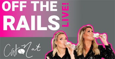 More Info for RESCHEDULED - Cat & Nat: Off the Rails Live!