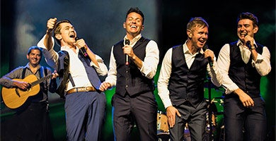 More Info for RESCHEDULED: Celtic Thunder IRELAND
