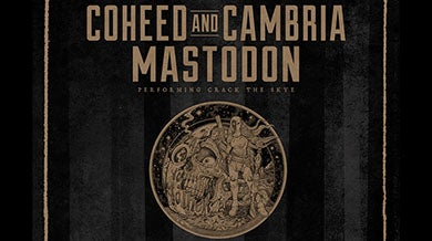 More Info for Coheed and Cambria + Mastodon