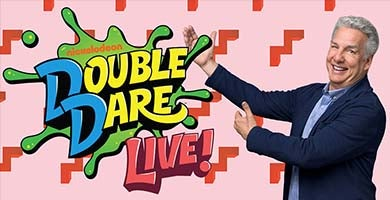 More Info for Nickelodeon Presents Double Dare Live