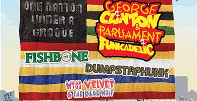 More Info for George Clinton & Parliament Funkadelic
