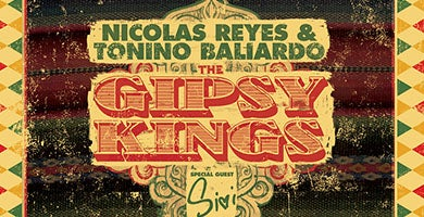 More Info for Gipsy Kings featuring Nicolas Reyes and Tonino Baliardo