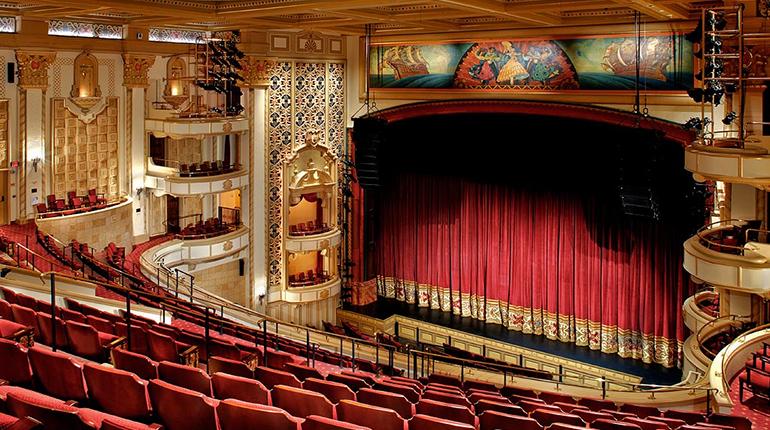 Granada Theatre | Nederlander Concerts