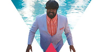 More Info for RESCHEDULED - Gregory Porter