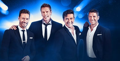 More Info for RESCHEDULED: Il Divo