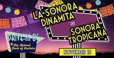 More Info for Drive-In OC: La Sonora Dinamita & Sonora Tropicana