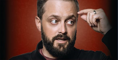 More Info for RESCHEDULED - Nate Bargatze: Good Problem to Have