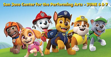 """More Info for PAW Patrol Live! """"Race to the Rescue"""""""
