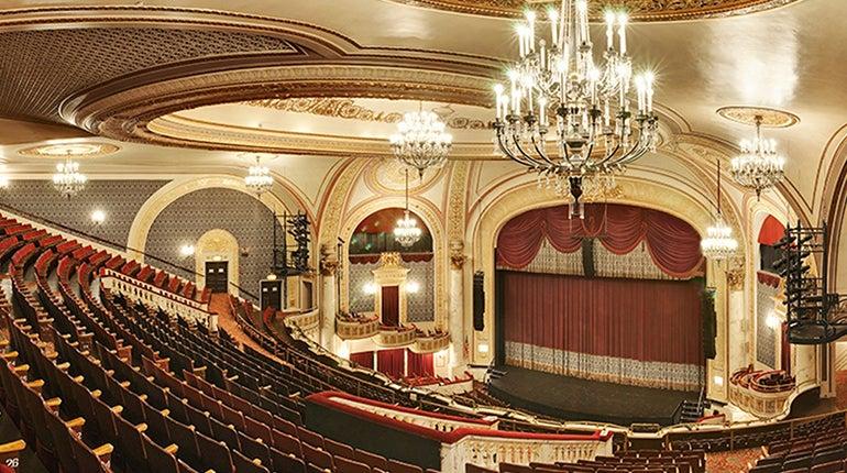 Proctors Theatre Nederlander Concerts