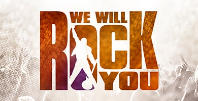 More Info for We Will Rock You - The Queen Musical