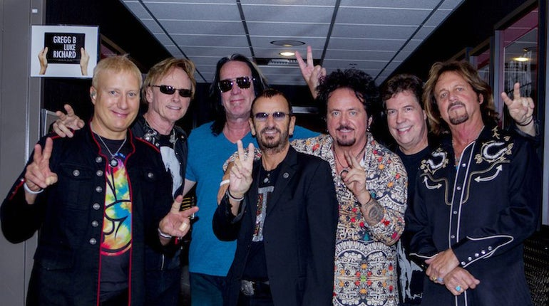 Photo of Ringo Starr and His All Starr Band