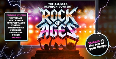 More Info for Rock of Ages: All-Star Reunion Concert