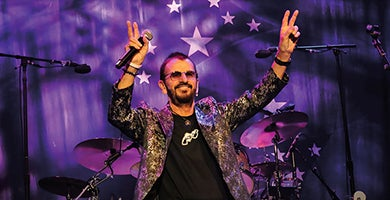 More Info for Ringo Starr and His All Starr Band