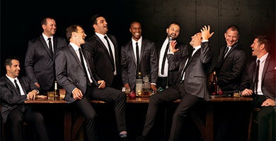 More Info for RESCHEDULED - Straight No Chaser