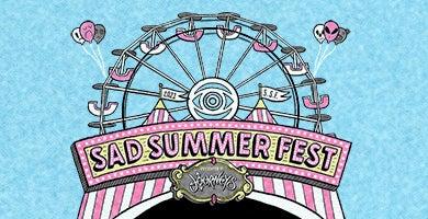 More Info for RESCHEDULED - Sad Summer Festival