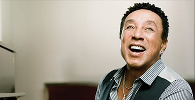 More Info for RESCHEDULED - Smokey Robinson