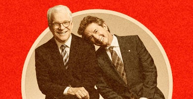 More Info for Steve Martin & Martin Short: The Funniest Show in Town at the Moment