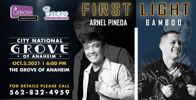More Info for Unplugged with Arnel Pineda and Bamboo