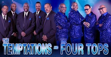 More Info for The Temptations - The Four Tops