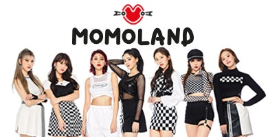 More Info for MOMOLAND - FAN MEETING & FAN EVENT