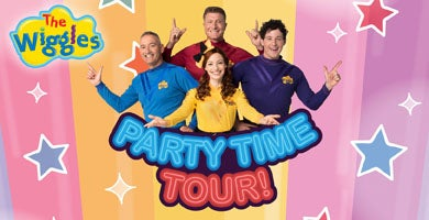 More Info for The Wiggles - Party Time Tour!